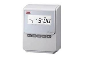 Time Recorder Machine Max ER-1600
