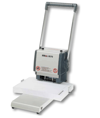 IDEAL Paper Puncher 8570