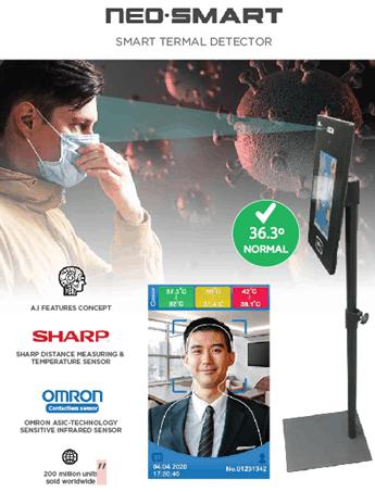 Smart Thermal Detector